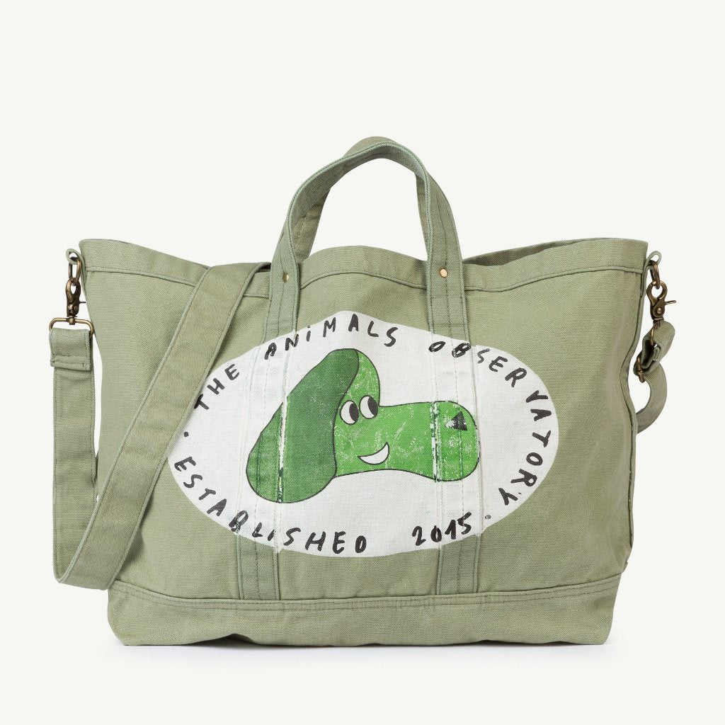 THE ANIMALS OBSERVATORY - Big Canvas Tote Bag