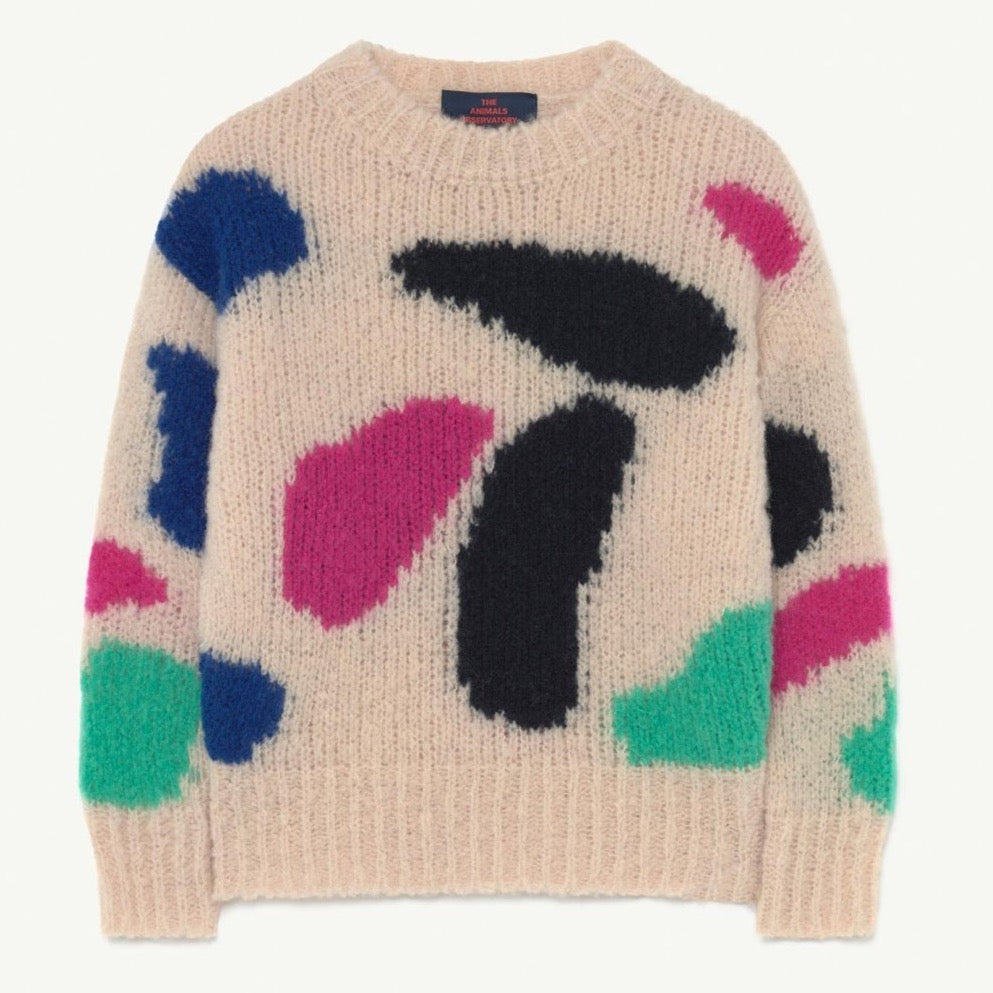 THE ANIMALS OBSERVATORY - Arty Bull Sweater