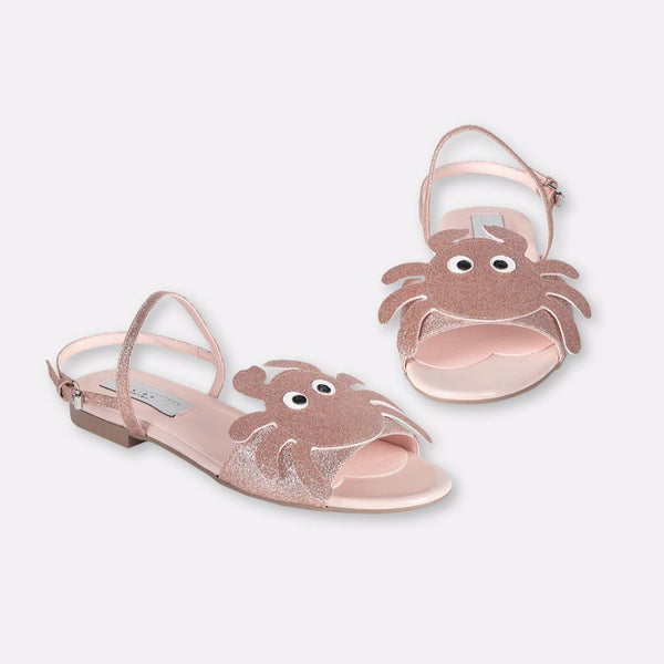 STELLA MCCARTNEY KIDS - Crab Sandals