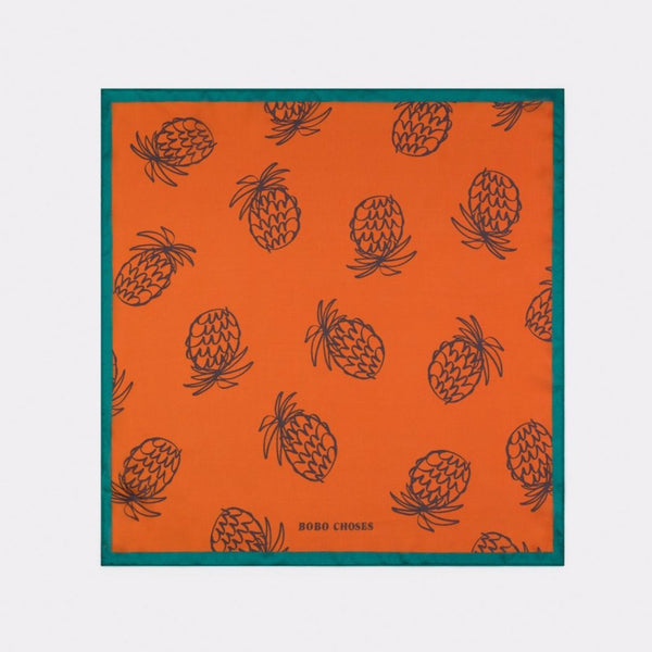 BOBO CHOSES - All Over Pineapple Scarf
