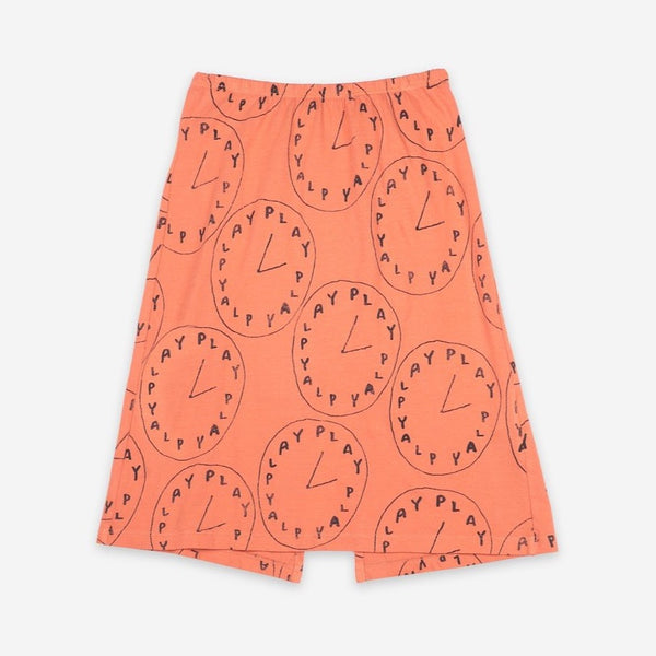 BOBO CHOSES - Playtime All Over Jersey Midi Skirt