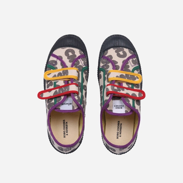BOBO CHOSES - Play Scratch Sneakers