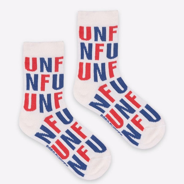 "BOBO CHOSES -""Fun Capsule"" - Fun & Cat Jacquard Socks 3 Pack"