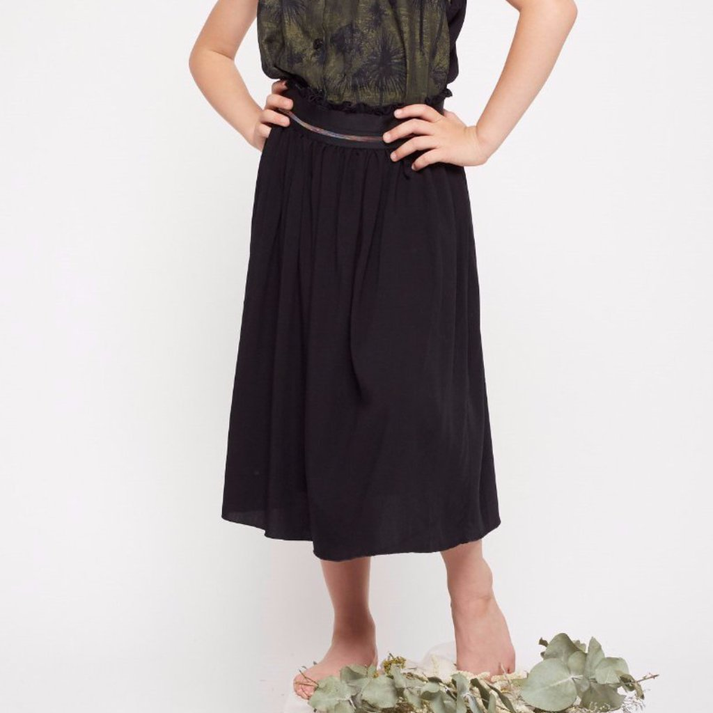 "LEOCA PARIS - ""Grand Sable"" Skirt"