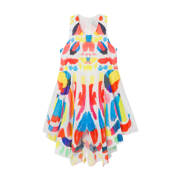 STELLA MCCARTNEY KIDS - Printed Sleeveless Dress