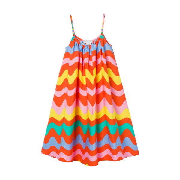 STELLA MCCARTNEY KIDS - Swiggle Print Dress