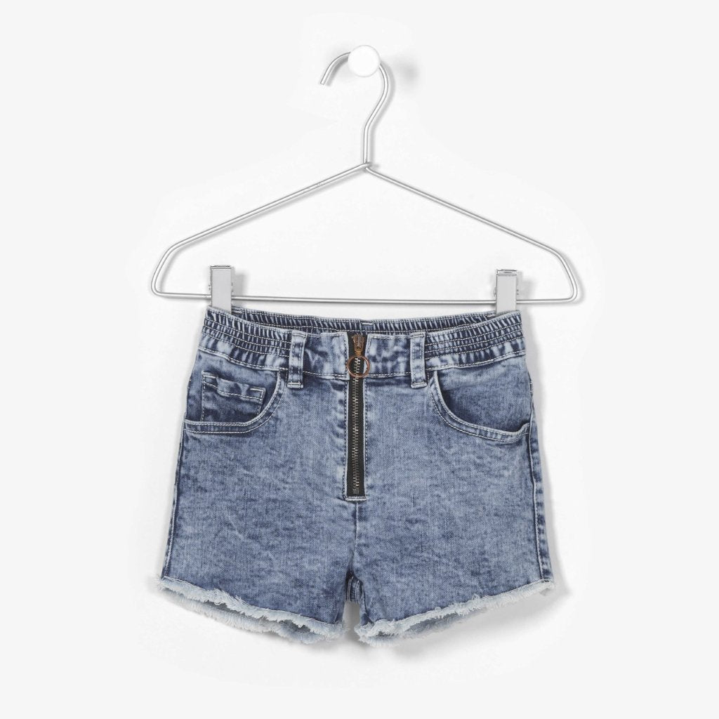 ANDORINE - Denim Shorts