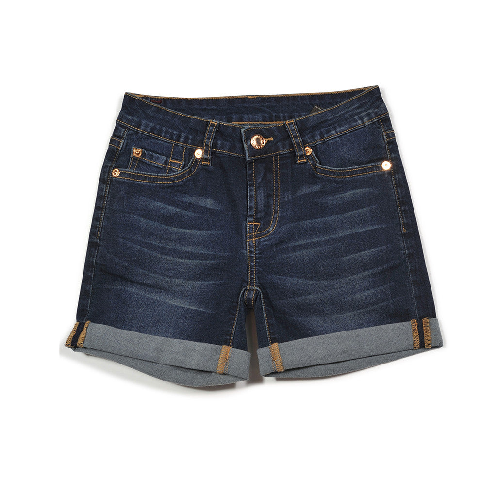 7 FOR ALL MANKIND - Roll Cuff Short