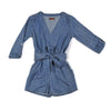 7 FOR ALL MANKIND - Denim Romper