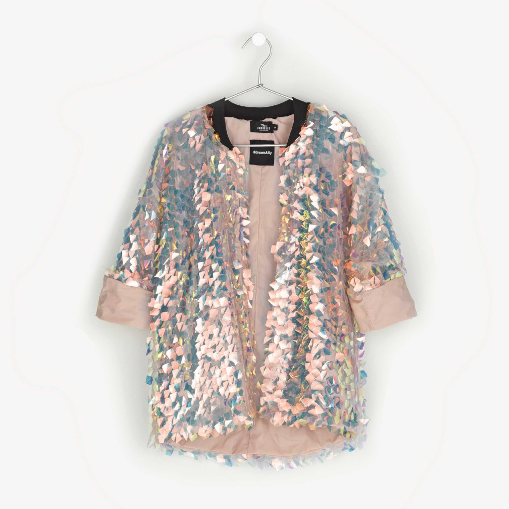 ANDORINE - Sequin Cape
