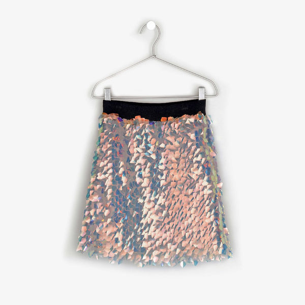 ANDORINE - Sequin Skirt
