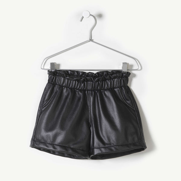 ANDORINE - Coated Fleece Shorts