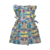 ANTHEM OF THE ANTS - Mia Ruffle Dress