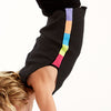AUTUMN CASHMERE - Rainbow Side Halter