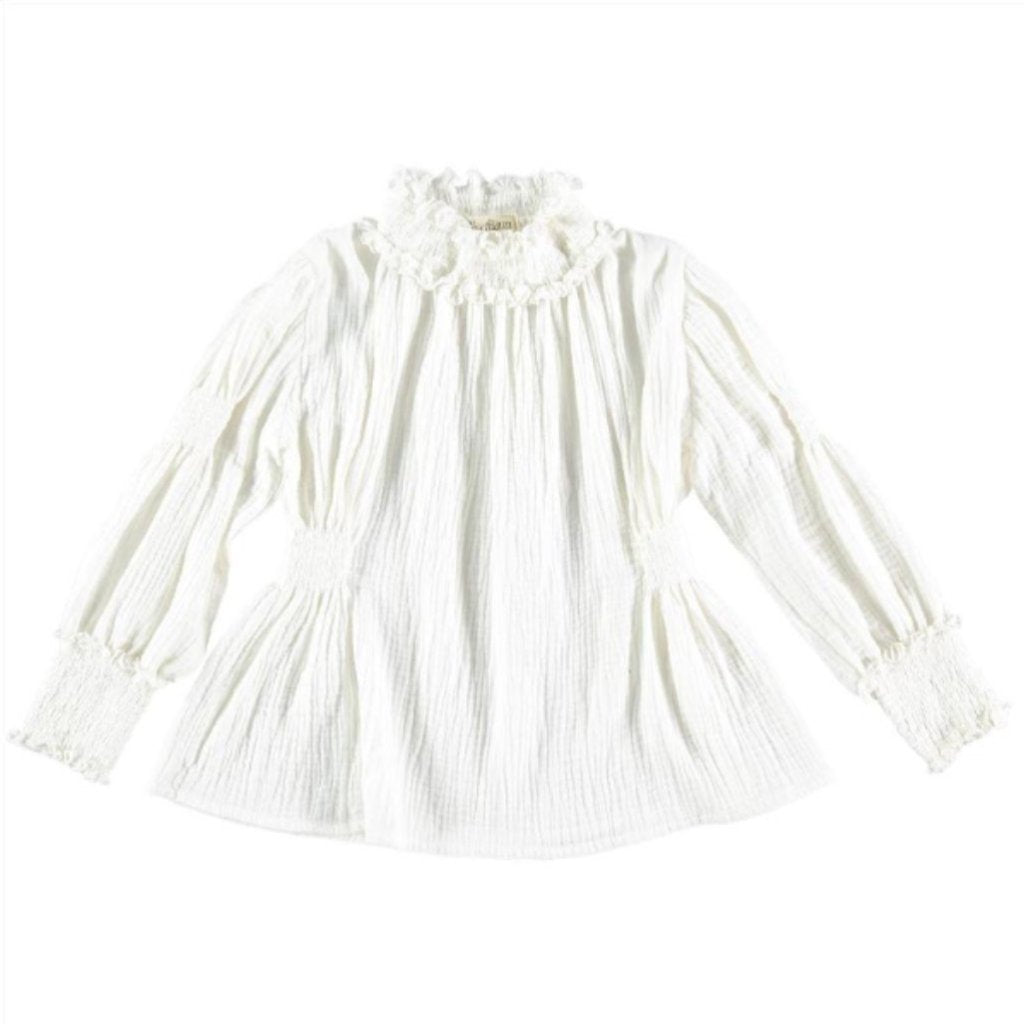 BELLE CHIARA - De La Tour Blouse