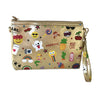 BARI LYNN - Emoji Print Cross Body Bag