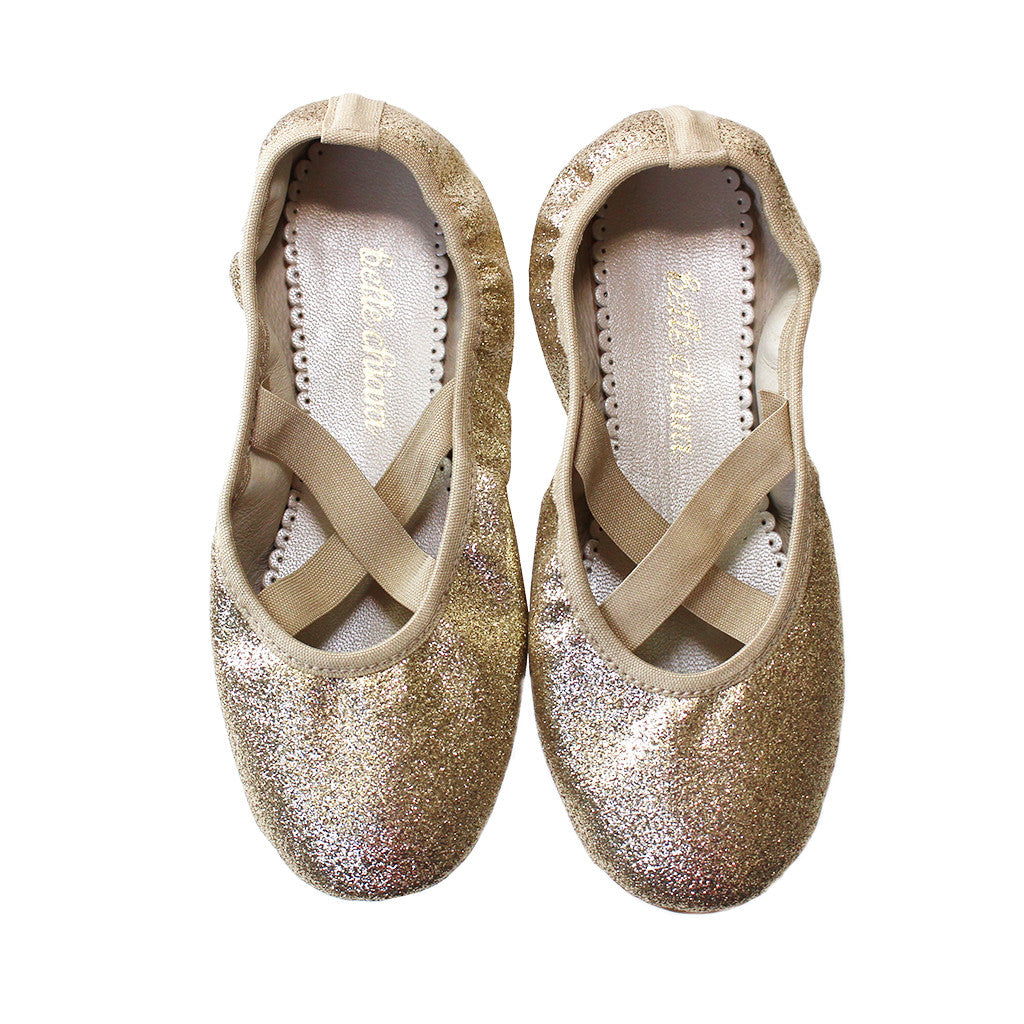 BELLE CHIARA SHOES - Grace Ballet Flat