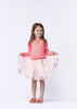 BILLIEBLUSH - Tulle Skirt with Pom Poms and Patches