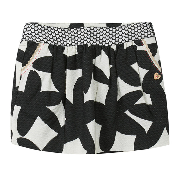 CATIMINI - Graphic Skirt