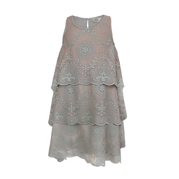 CAFFE D'ORZO - Tosca Embroidered Dress