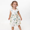 CARREMENT BEAU - Floral Cotton Satin Dress