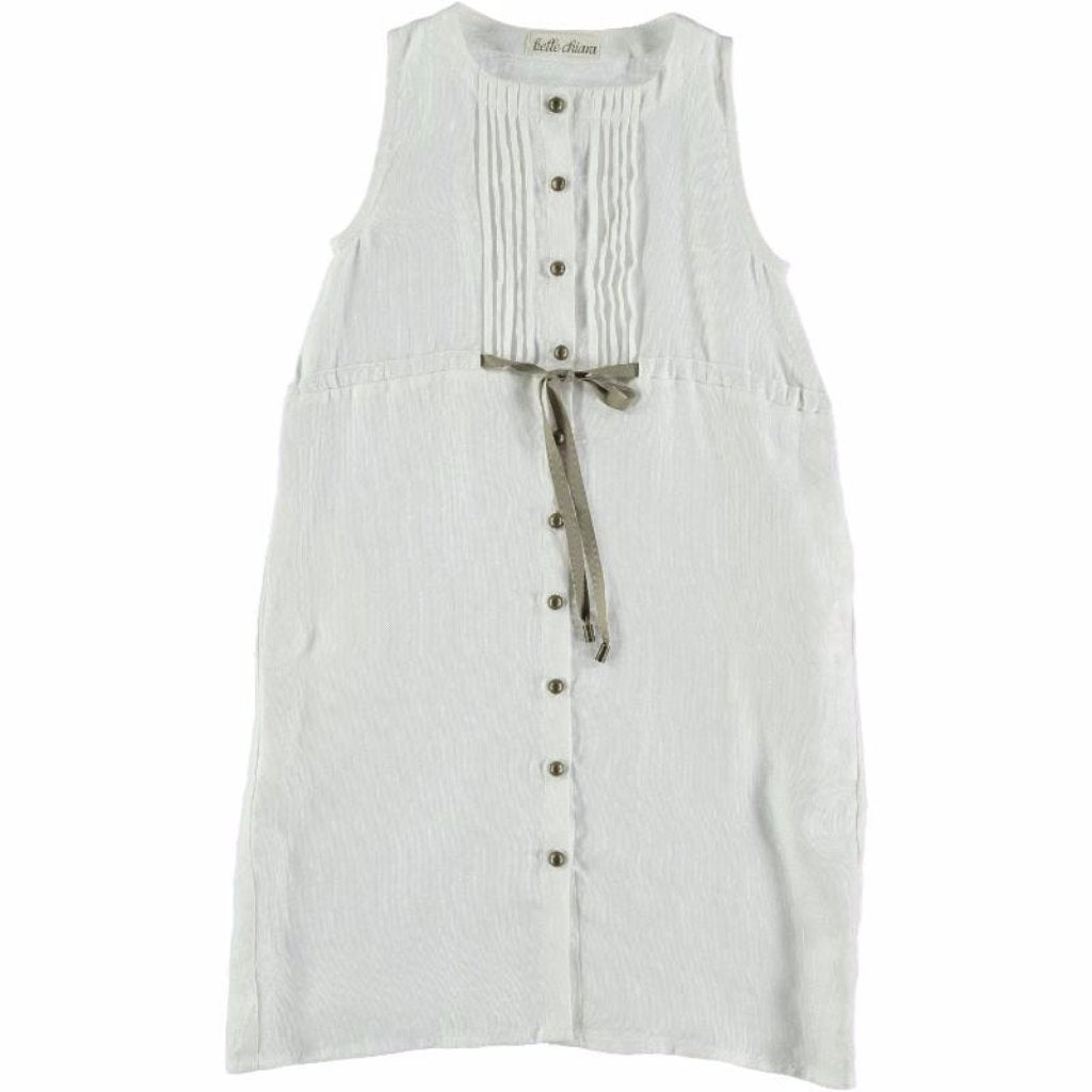 BELLE CHIARA - Shostakovich Pinafore Dress