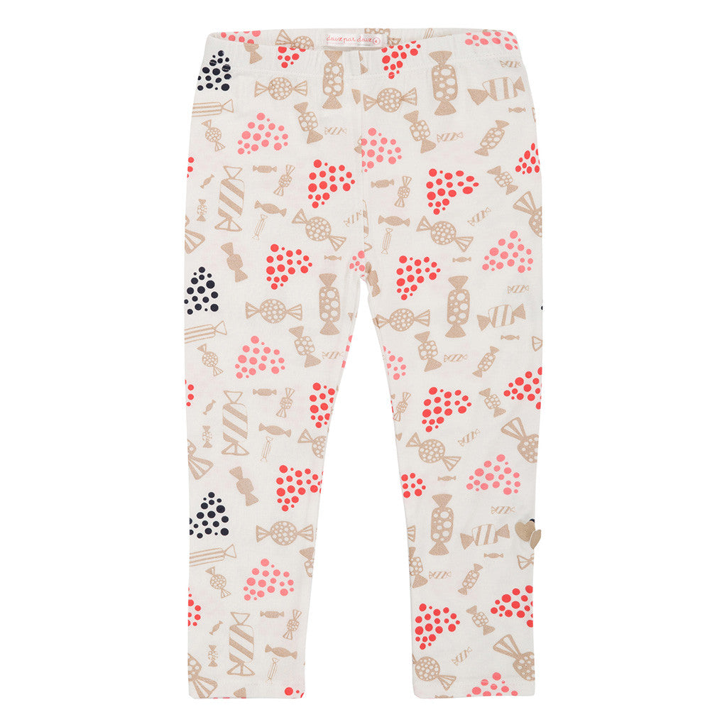 DEUX PAR DEUX - Rose Bonbon Leggings