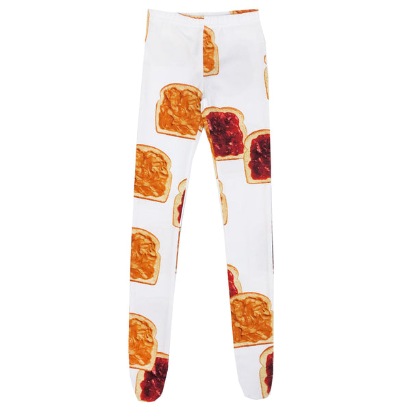"ROMEY LOVES LULU - ""PB&J"" Tights"