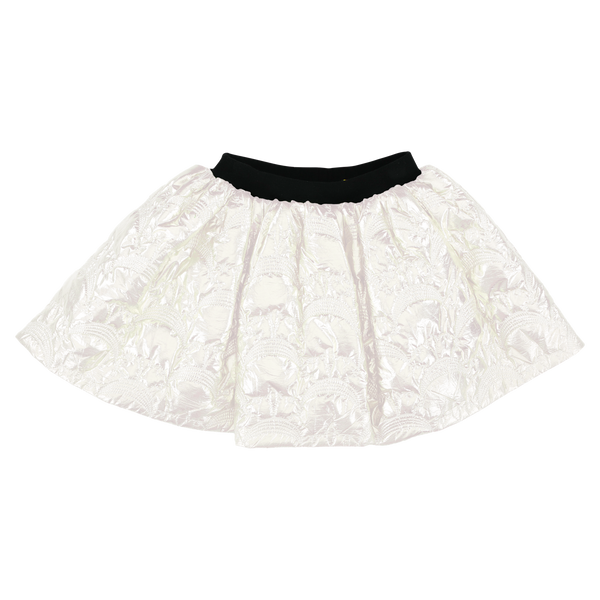 CAROLINE BOSMANS - AW20 CAPSULE COLLECTION - Matelasse Mini Skirt