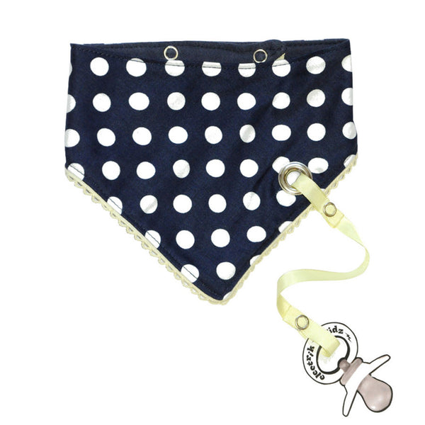ELECTRIK KIDZ - Baby Bandana with Snaps