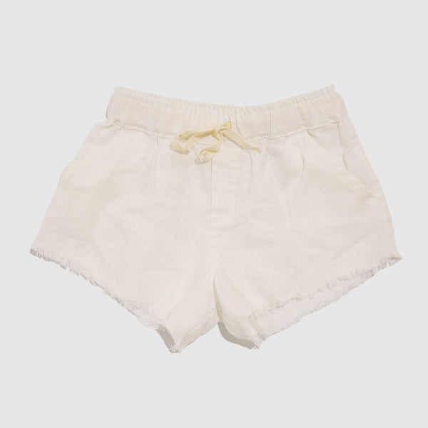 FEATHER DRUM - Pixie Shorts