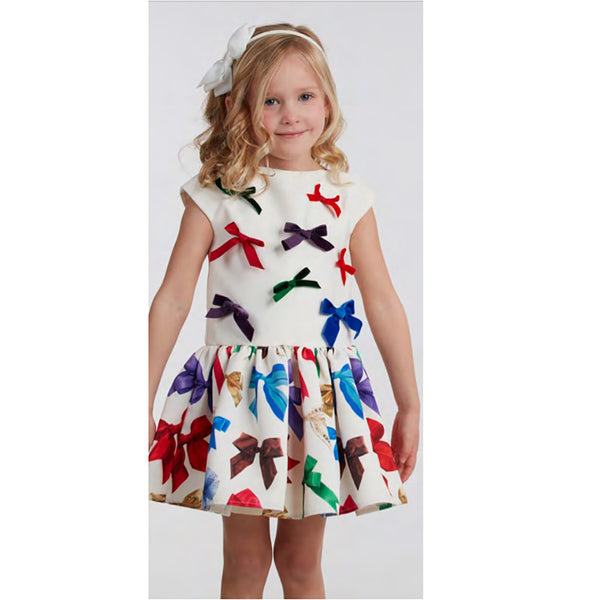 HALABALOO - All Over Bows Party Dress