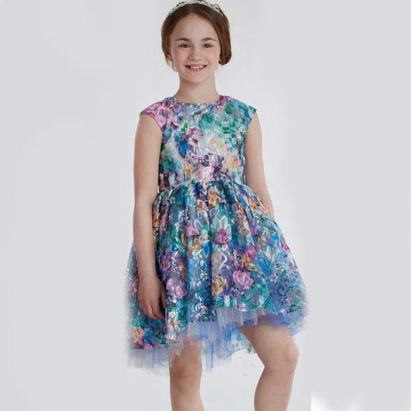 HALABALOO - Winter Sunset Princess Dress