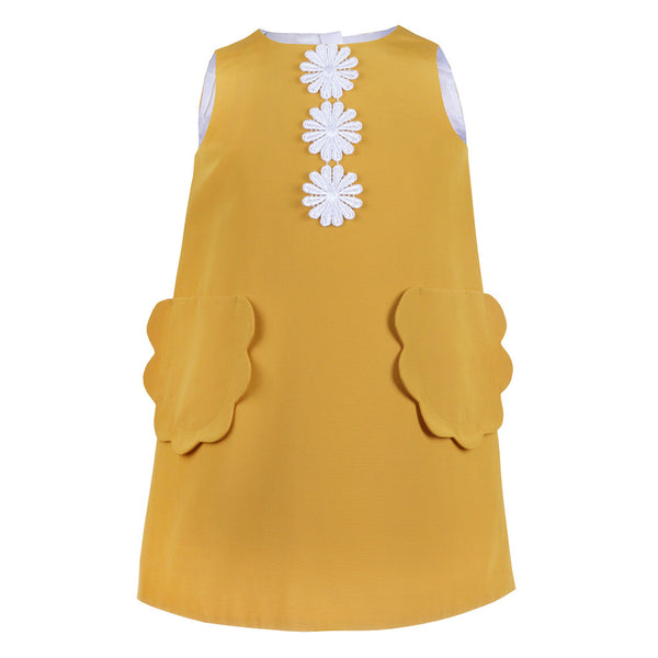 HUCKLEBONES - Buttercup Shift Dress