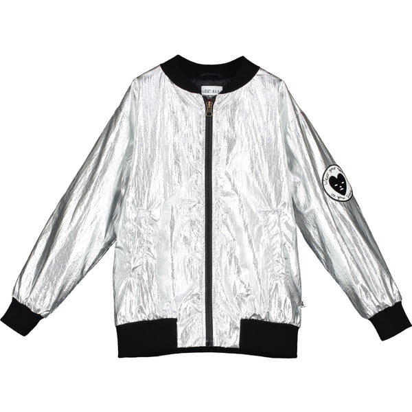 BEAU LOVES - Hero Mask Bomber Jacket