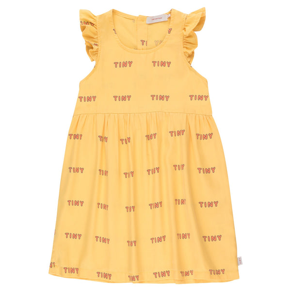 "TINYCOTTONS - ""Tiny"" Frills Dress"