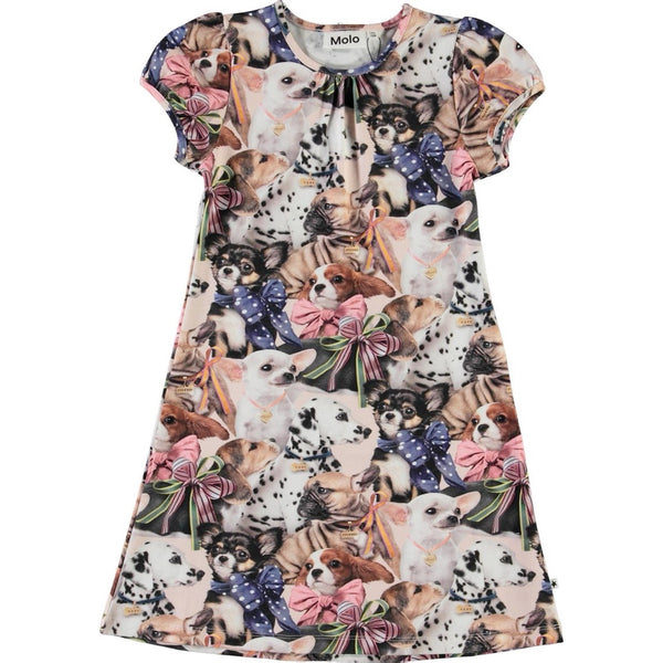 MOLO - Camellia Dress - Puppy Love