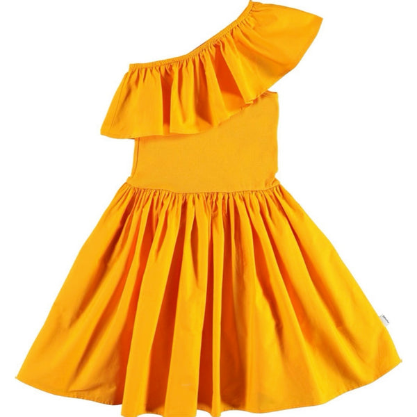 MOLO - Chloey Dress - Tangerine