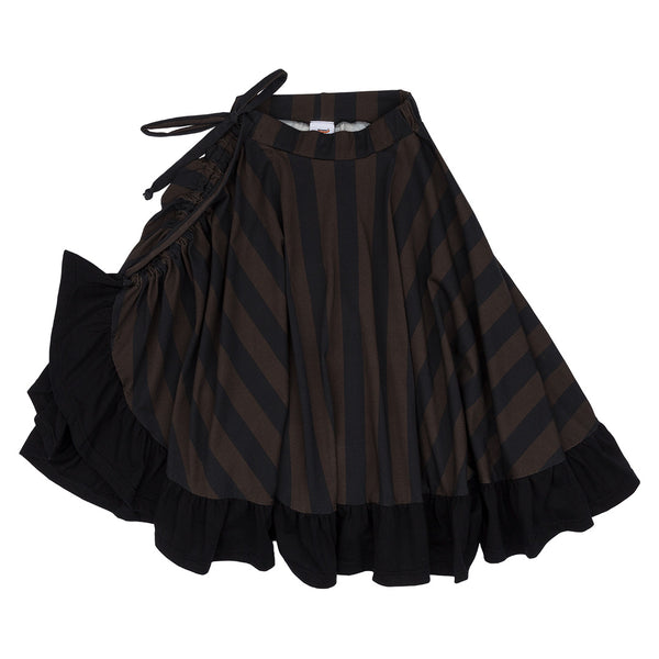 JELLY ALLIGATOR - Imperial Stripes Victorian Skirt