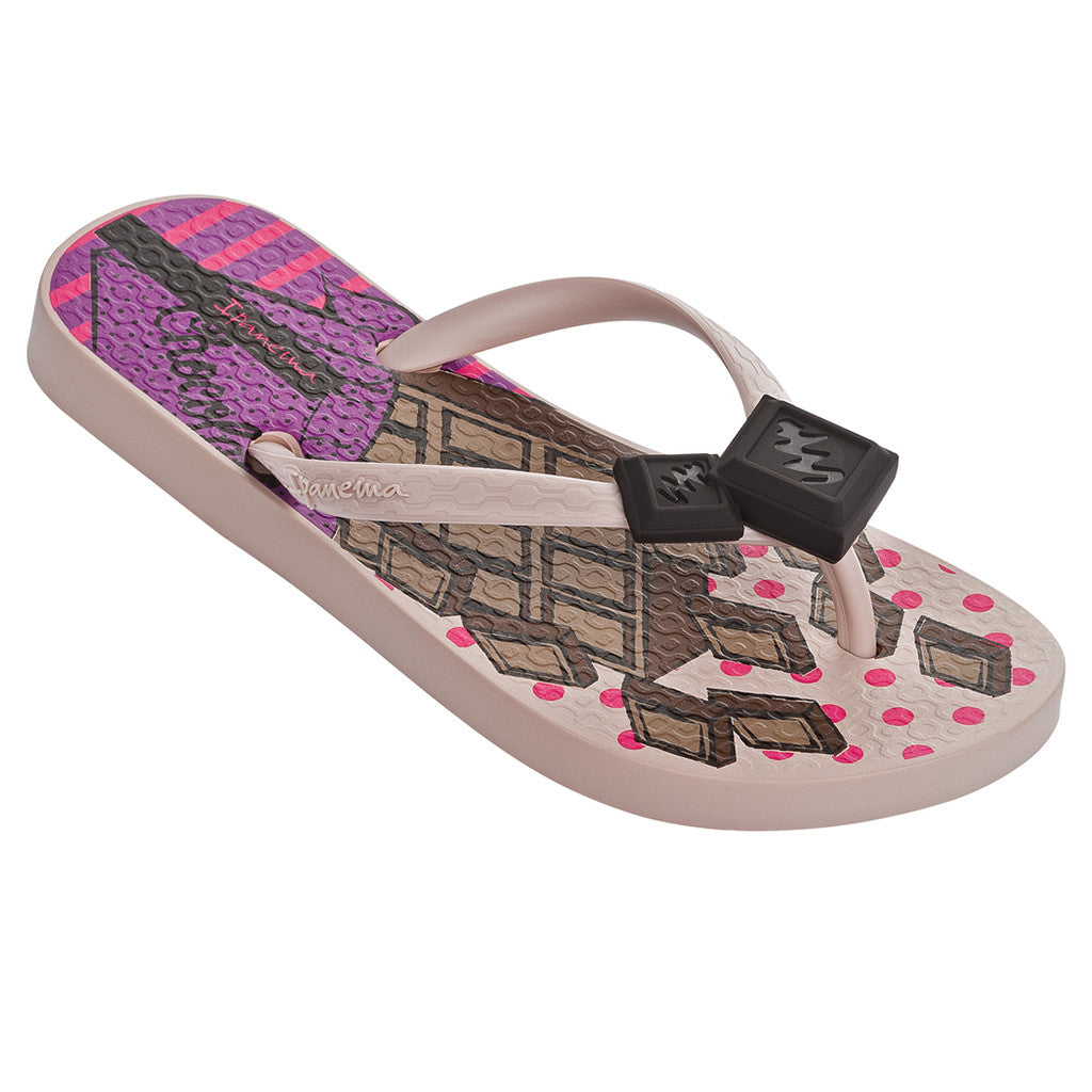 IPANEMA - Sweet Kids Chocolate Flip Flops