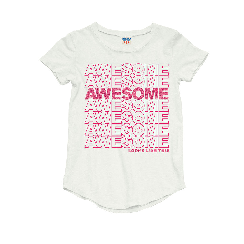 "JUNK FOOD - ""Awesome"" Tee"