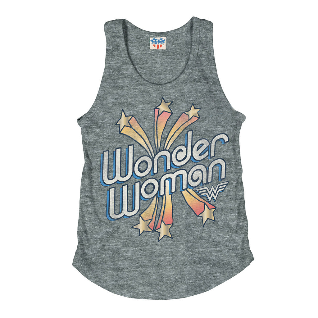 JUNK FOOD - Wonder Woman Tank
