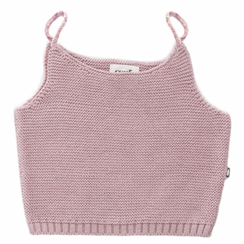 Oeuf - Tie Strap Top