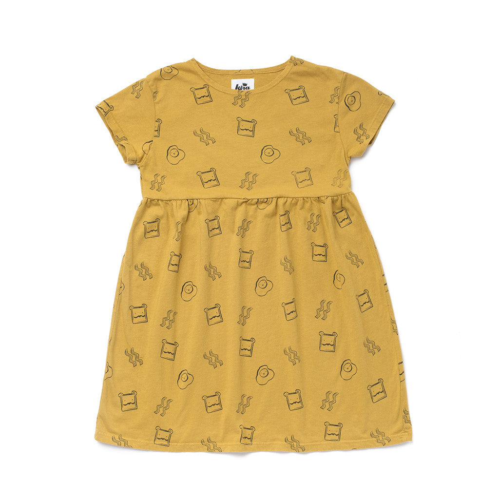 KIRA KIDS - Brunch Babydoll Dress