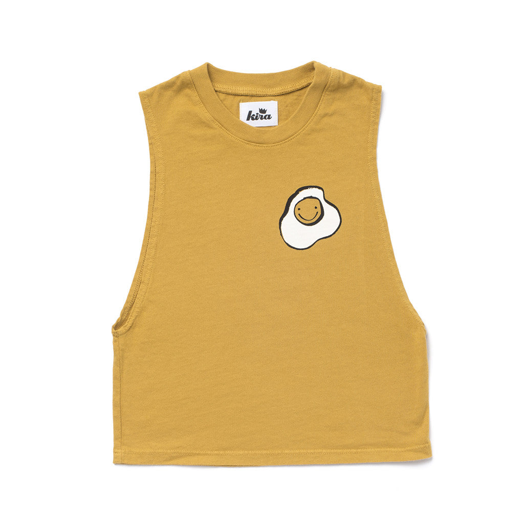 KIRA KIDS - Egg Muscle Tank