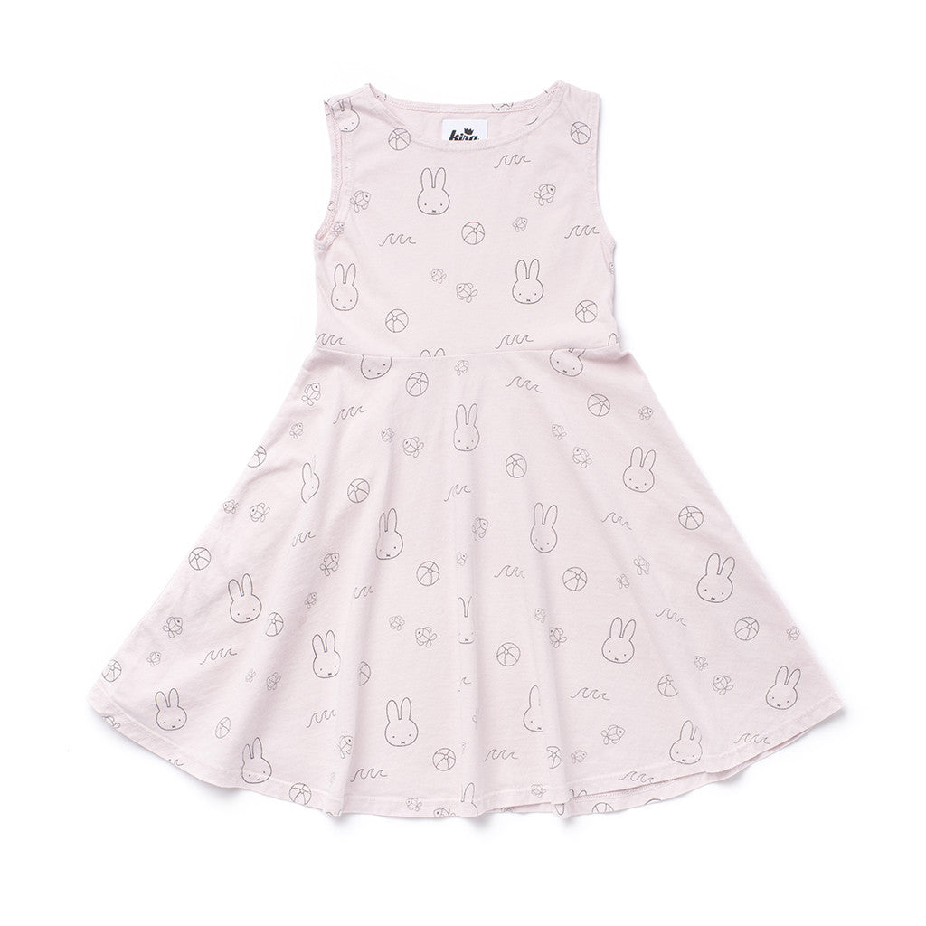 KIRA KIDS - Miffy Skater Dress
