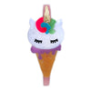 "LILIES & ROSES NY - ""Ice Cream Unicorn"" Acrylic Headband"