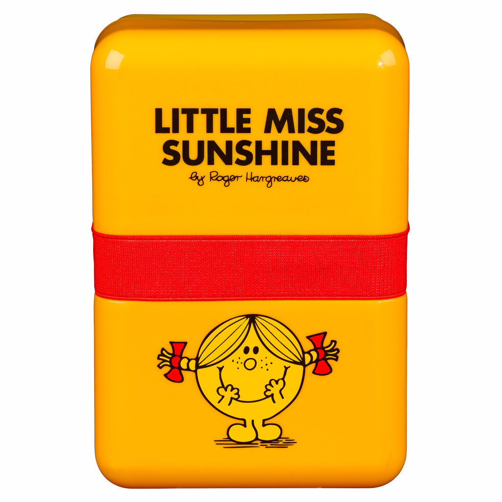 """Little Miss Sunshine"" Lunchbox"