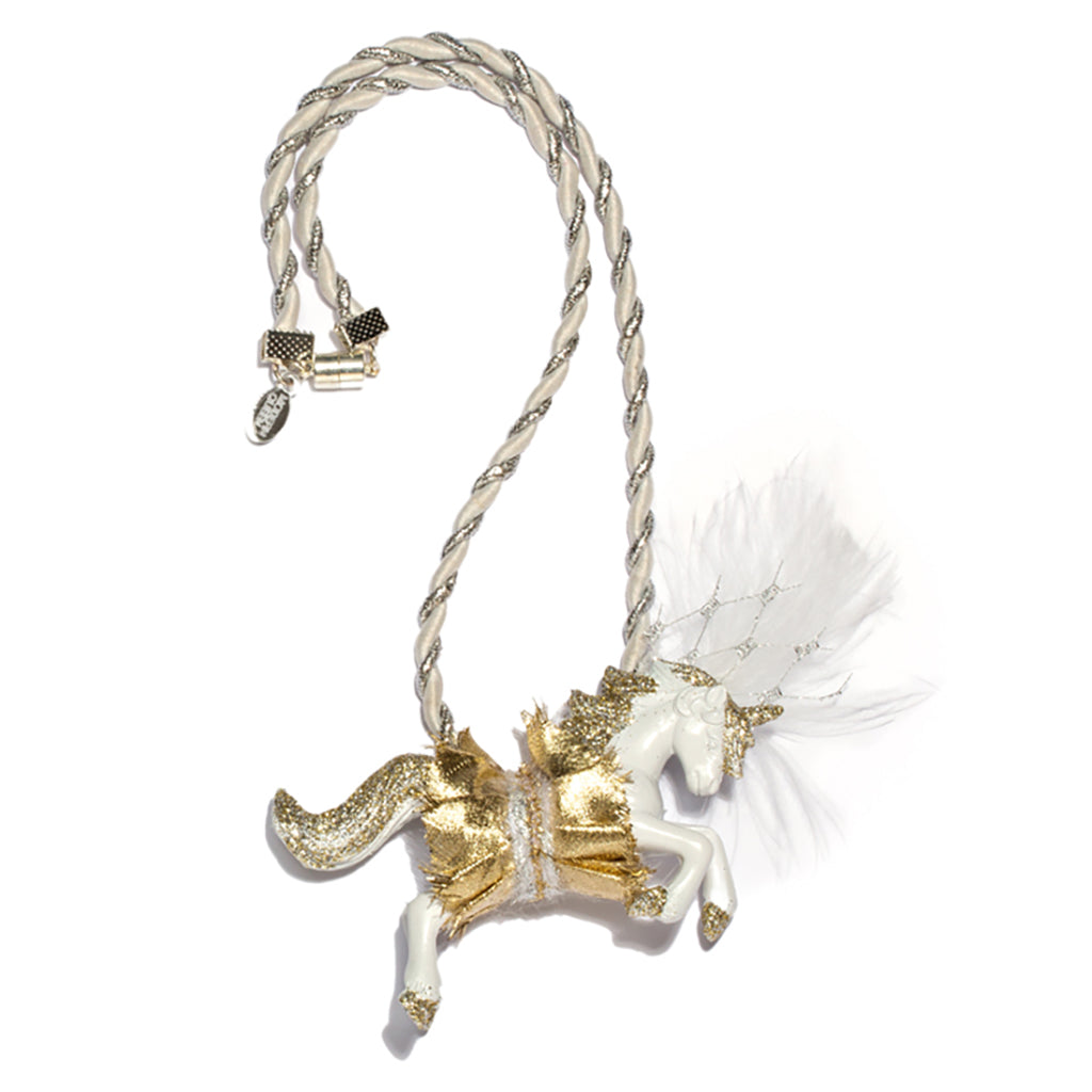 MODERN QUEEN KIDS - Queen's Unicorn Necklace