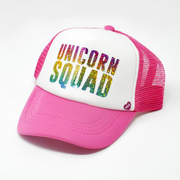 "MOTHER TRUCKER - ""Unicorn Squad"" Trucker Hat"